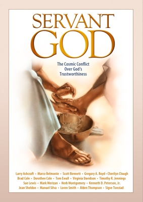 Servant God Book, cherilynclough.com, LittleRedSurvivor.com