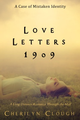 Love Letters Cover, cherilynclough.com, LittleRedSurvivor.com