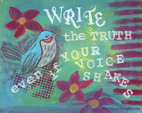 Write-the-Truth
