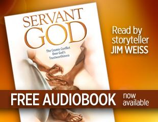 Servant God Book Audio, CherilynClough.com, GodsCharacter.com