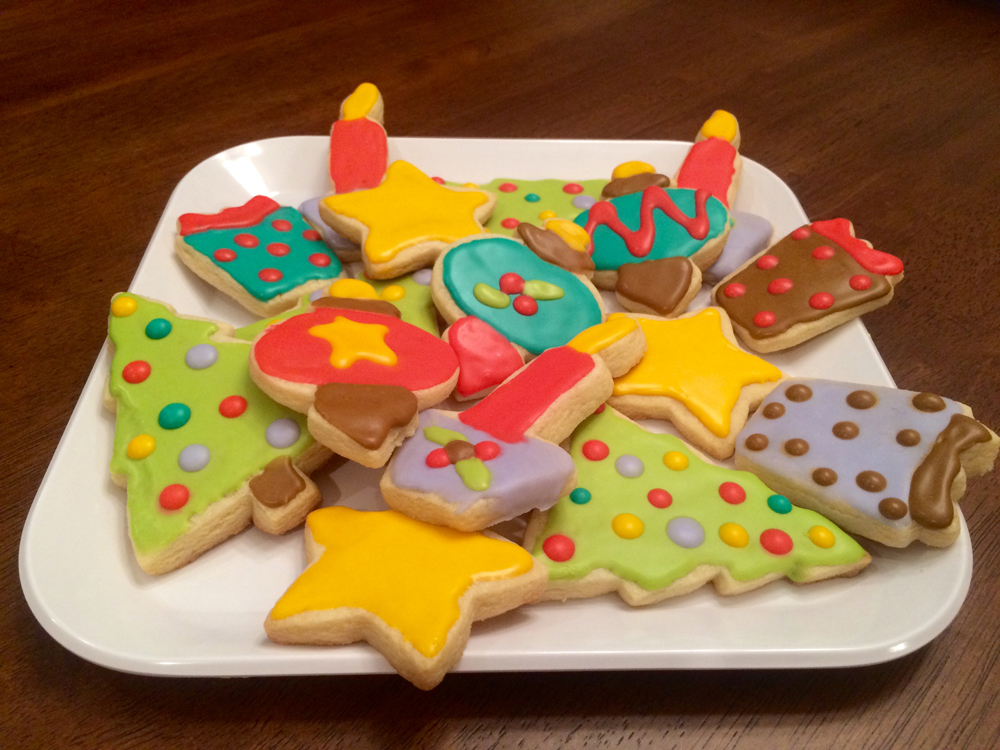 Cookie-Plate