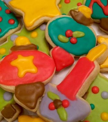 Upclose-cookies