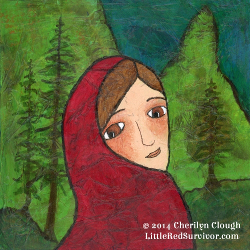 Little Red Survivor, Valley of the Shadow, Cherilyn Clough