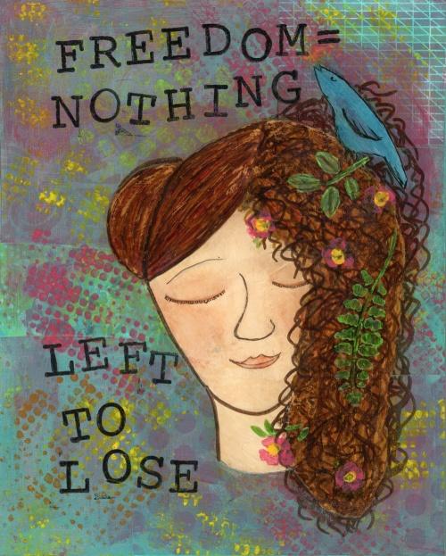Narcissistic Denial Cycle, LittleRedSurvivor.com, CherilynClough.com