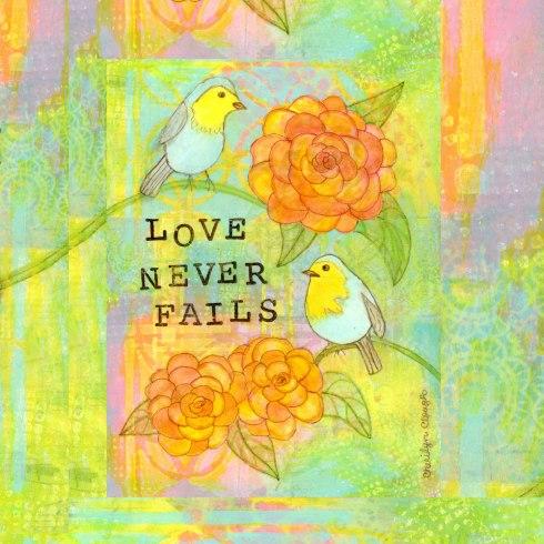 Love-Never-Fails, cherilynclough.com, http://www.redbubble.com/people/littlered7/works/20754218-love-never-fails?c=541259-soul-sanctuary