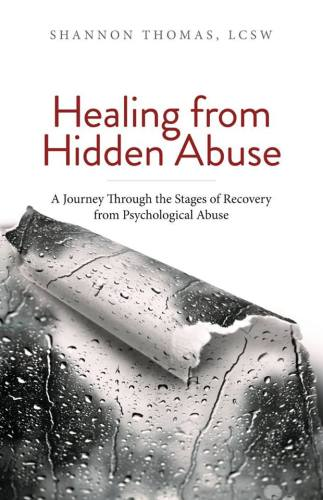 Healing from Hidden Abuse Book, Shannon Thomas