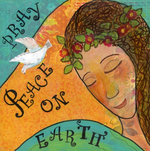 Peace Angel, cherilynclough.com, http://www.redbubble.com/people/littlered7/works/24136406-peace-angel