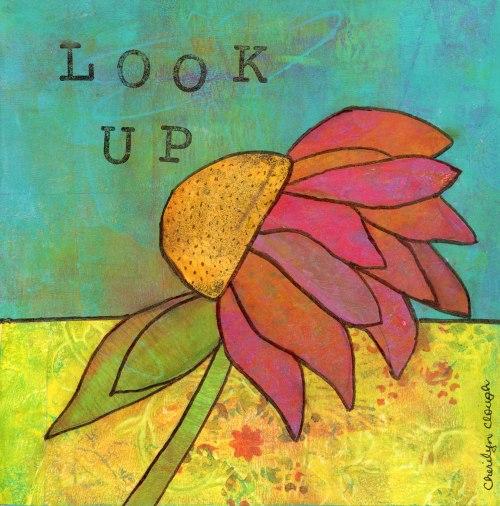 Look Up Sunflower, cherilynclough.com, https://www.redbubble.com/people/littlered7/works/24673102-look-up-sunflower?asc=u&c=541259-soul-sanctuary