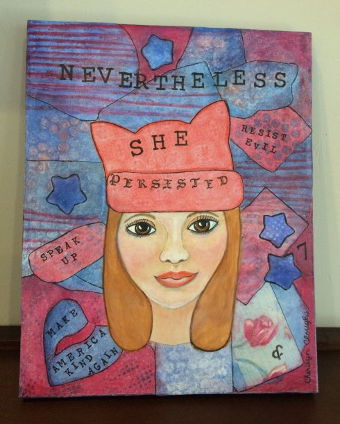 She Persisted, cherilynclough.com, https://www.etsy.com/listing/512296747/nevertheless-she-persisted-11x14?ref=shop_home_feat_1