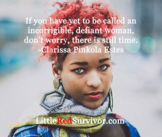 Incorrigable-woman