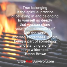 True-Belonging